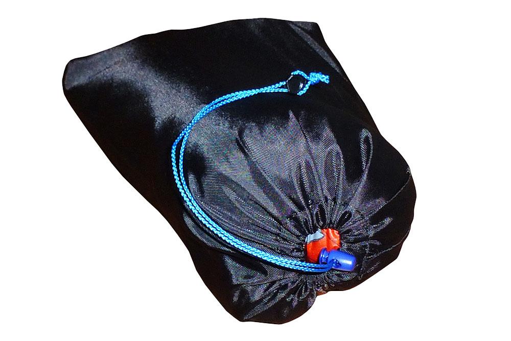 Scramble's Tarp Bag Fully Loaded